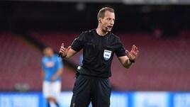 Europa League Lazio, con il Siviglia arbitra Taylor