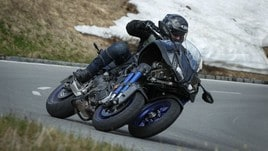 Yamaha Niken: il tour per provare la moto a 3 ruote