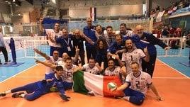Sitting Volley: gli azzurri a Porec per le Qualificazioni Europee