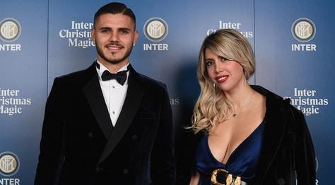 Inter, no a Icardi e Wanda per la fascia: è bufera
