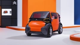 Citroen Ami One Concept: la microcar elettrica