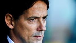 Lazio, Simone Inzaghi: «Siamo arrabbiati, rimonta possibile»