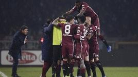 Serie A Torino, per l'ivoriano Singo primo allenamento