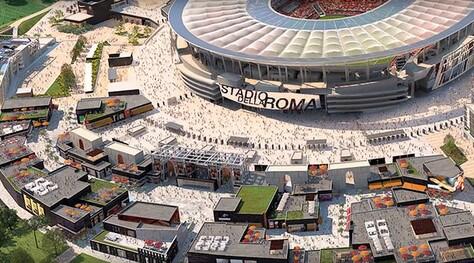 Stadio della Roma, Montuori: «La prima pietra entro il 2019»