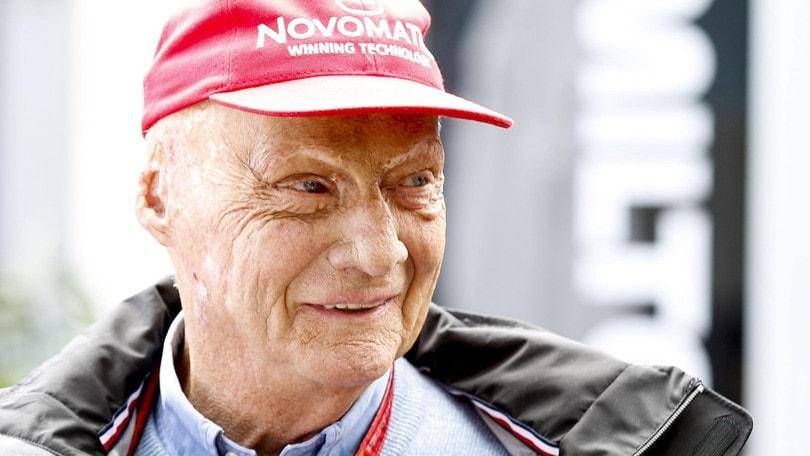 Lauda, Ferrari: «Oggi è un giorno triste per la F1»