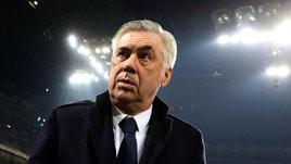 Ancelotti: Turnover Napoli, Chiriches dal 1'. Ai tifosi dico...