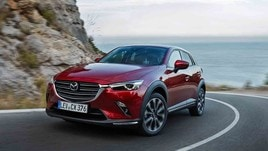 VIDEO Mazda CX-3, il crossover rinnovato