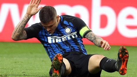Icardi, ecco l'esito delle visite: per l'Inter l'attaccante sta bene