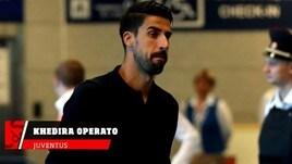 Juventus, Khedira operato: un mese di stop