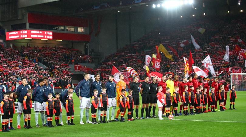 Il Liverpool sfida il Bayern in casa, ma lui sbaglia volo e va a Monaco