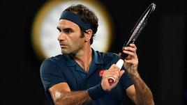 Tennis, Federer sarà a Madrid: verrà anche a Roma?
