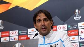 Lazio, Inzaghi: «Non cerco alibi ma c'era il rigore su Lulic»