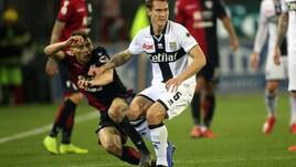 Serie A Parma, Stulac e Bastoni di nuovo in gruppo