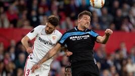 Europa League Siviglia-Lazio 2-0, il tabellino