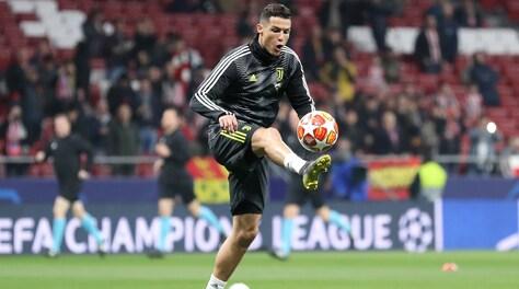 Champions League, Atletico Madrid-Juventus: le formazioni ufficiali