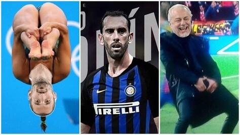 Atletico-Juve social scatenati: Chiellini tuffatore, che beffa per Ronaldo