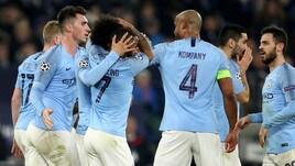 Champions League: Manchester City, rimonta da impazzire