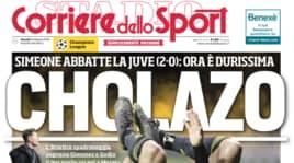 Il Corriere dello Sport-Stadio in zona Champions