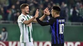 Diretta Inter-Rapid Vienna ore 21: probabili formazioni e dove vederla in tv