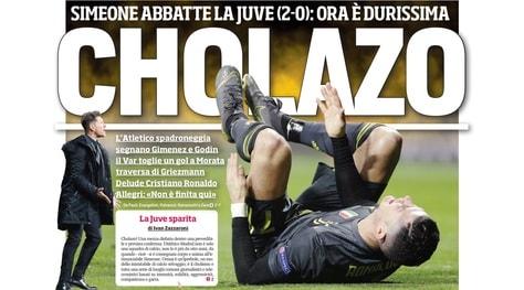Juventus sparita