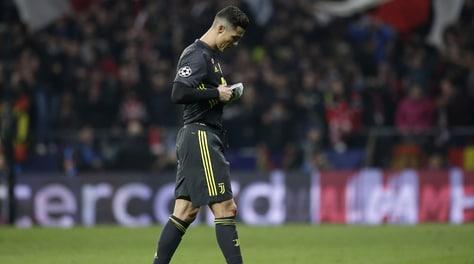 Pagelle Juventus, Cristiano Ronaldo e Mandzukic flop