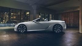 Lexus LC Convertible Concept: foto