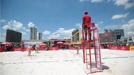 Beach Volley: a Phnom Penh fuori Barboni-Puccinelli