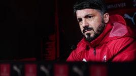 Gattuso: «Non voglio complimenti, questo è il Milan di tutti»