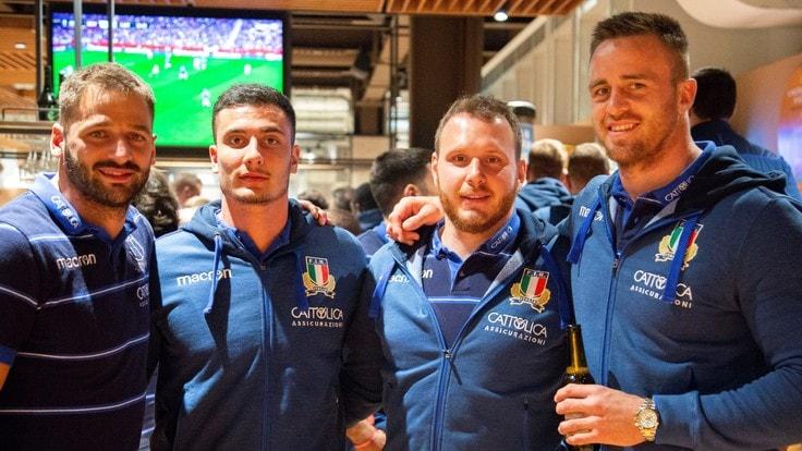 Eataly ospita la nazionale italiana di rugby corriere dello sport - Divo nerone biglietti ...