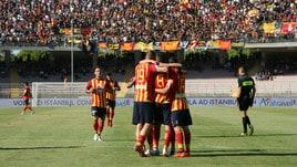 Calciomerato Lecce, Majer si presenta: «Colpito dal calore dei tifosi»