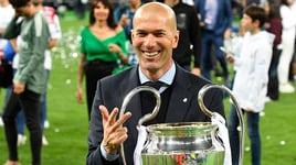 «Zidane pensa alla panchina della Juve»