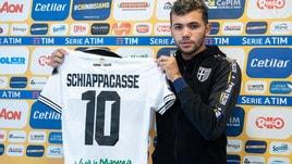 Serie A Parma, ecco Schiappacasse: «Nessun dubbio nella scelta di venire qui»