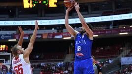 Italbasket, Filloy: «Contro l'Ungheria sarà come una finale»