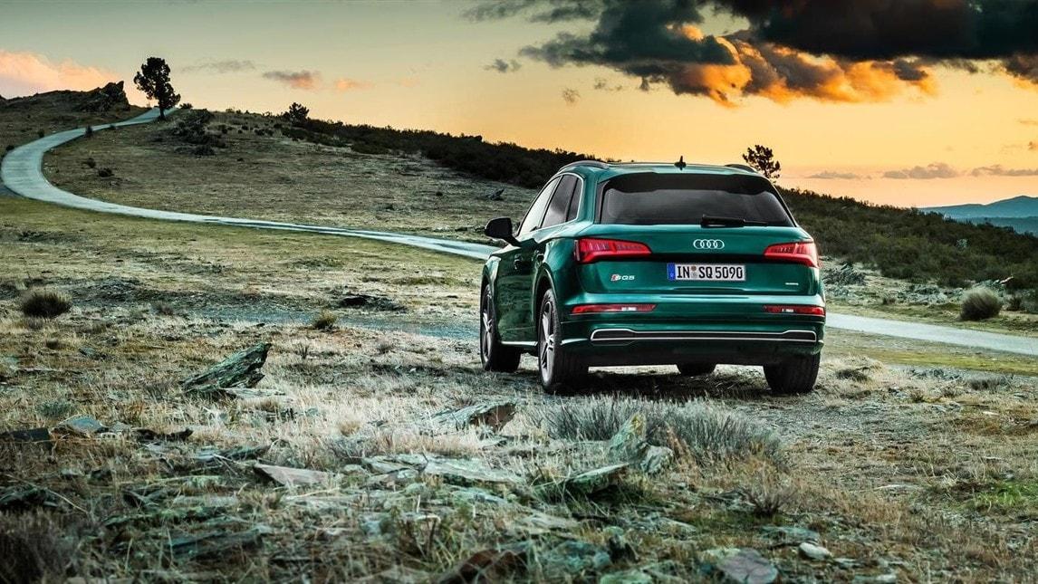 Nuova Audi SQ5 TDI: il super Diesel elettrico