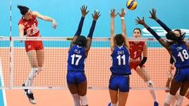 Volley: Torneo di Montreux, reso noto il calendario