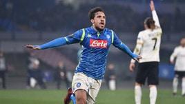 Europa League Napoli-Zurigo 2-0, il tabellino