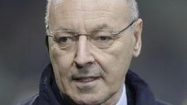 Marotta dimentica la Juve: «Un piacere vedere segnare Godin»