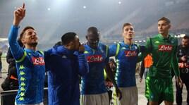 Sorteggio Europa League, Napoli: le possibili avversarie agli ottavi