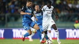 Serie A, 25a giornata: probabili formazioni, Milan con Castillejo