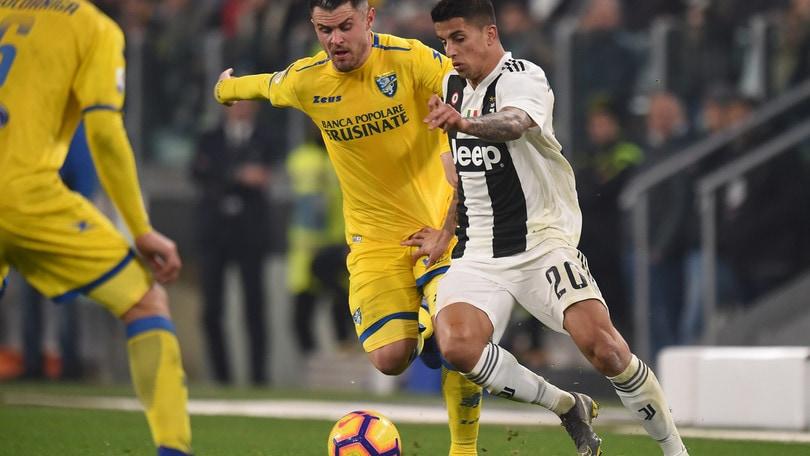 Serie A Frosinone, terapie per Viviani e Salamon