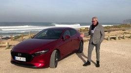 Video: Nuova Mazda 3, le prime sensazioni