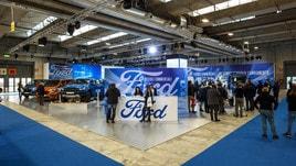Ford al Transpotec 2019: le foto