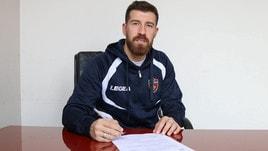 Calciomercato Cosenza, ingaggiato Mariano Izco