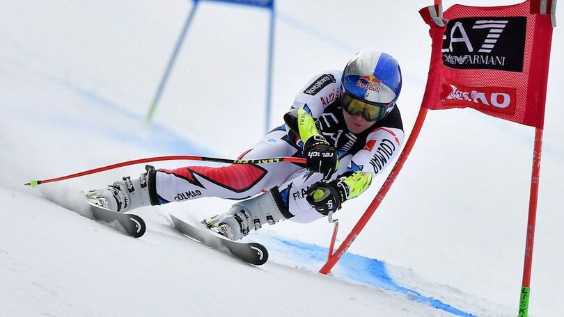 Sci, combinata maschile: a Bansko vince Pinturault. Quarto Tonetti