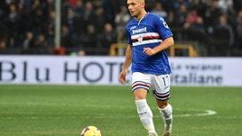 Serie A Sampdoria, buone notizie per Giampaolo: Caprari convocabile per il derby