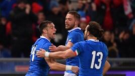 Rugby Sei Nazioni, Italia-Irlanda: le formazioni in campo all'Olimpico