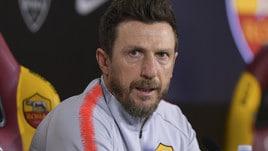 Serie A: Frosinone-Roma, giallorossi avanti a 1,50