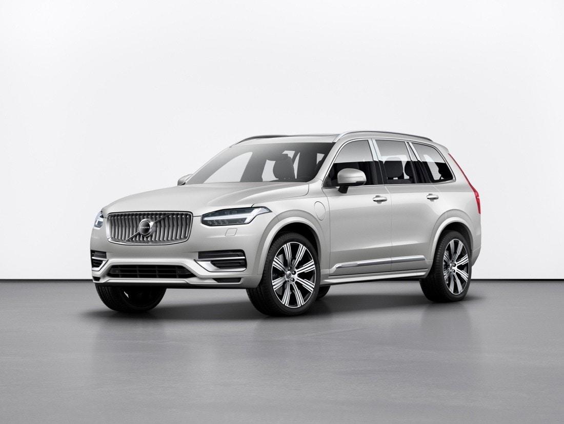 FOTO Volvo XC90: il nuovo design