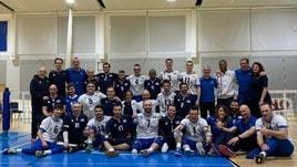 Sitting Volley: doppia vittoria azzurra nelle Qualificazioni Europee