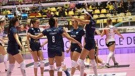 Volley: A2 Femminile, Perugia-Soverato match clou della Pool Promozione
